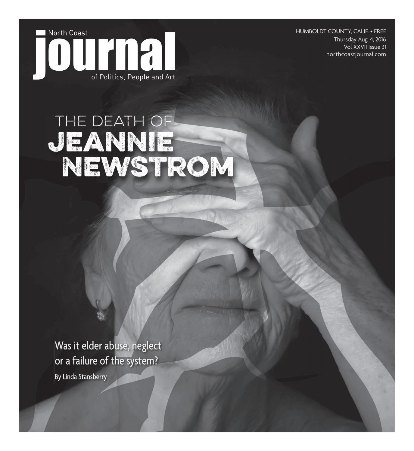 North Coast Journal 08-04-16 Edition by North Coast Journal