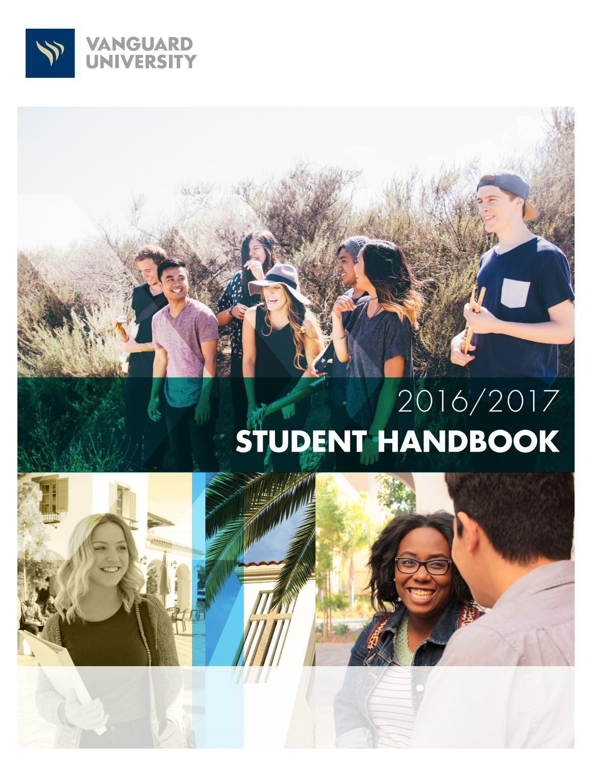 vanguard university gpa requirements