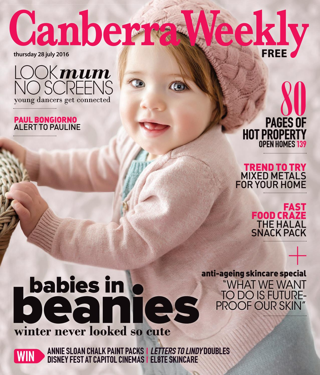 28 July 2016 by Canberra Weekly Magazine - issuu 970811d62