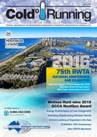 RWTA Cold Running Magazine - Jul '16 by Refrigerated
