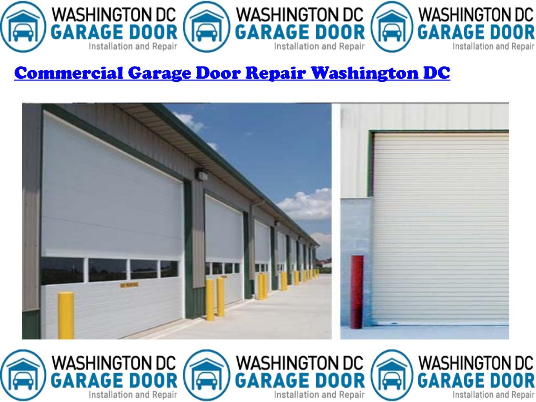 Commercial Garage Door Repair Washington Dc By Jessica Sellers Issuu