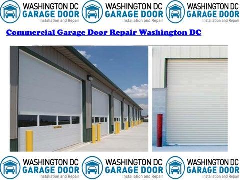 Commercial Garage Door Repair Washington Dc By Jessica ...