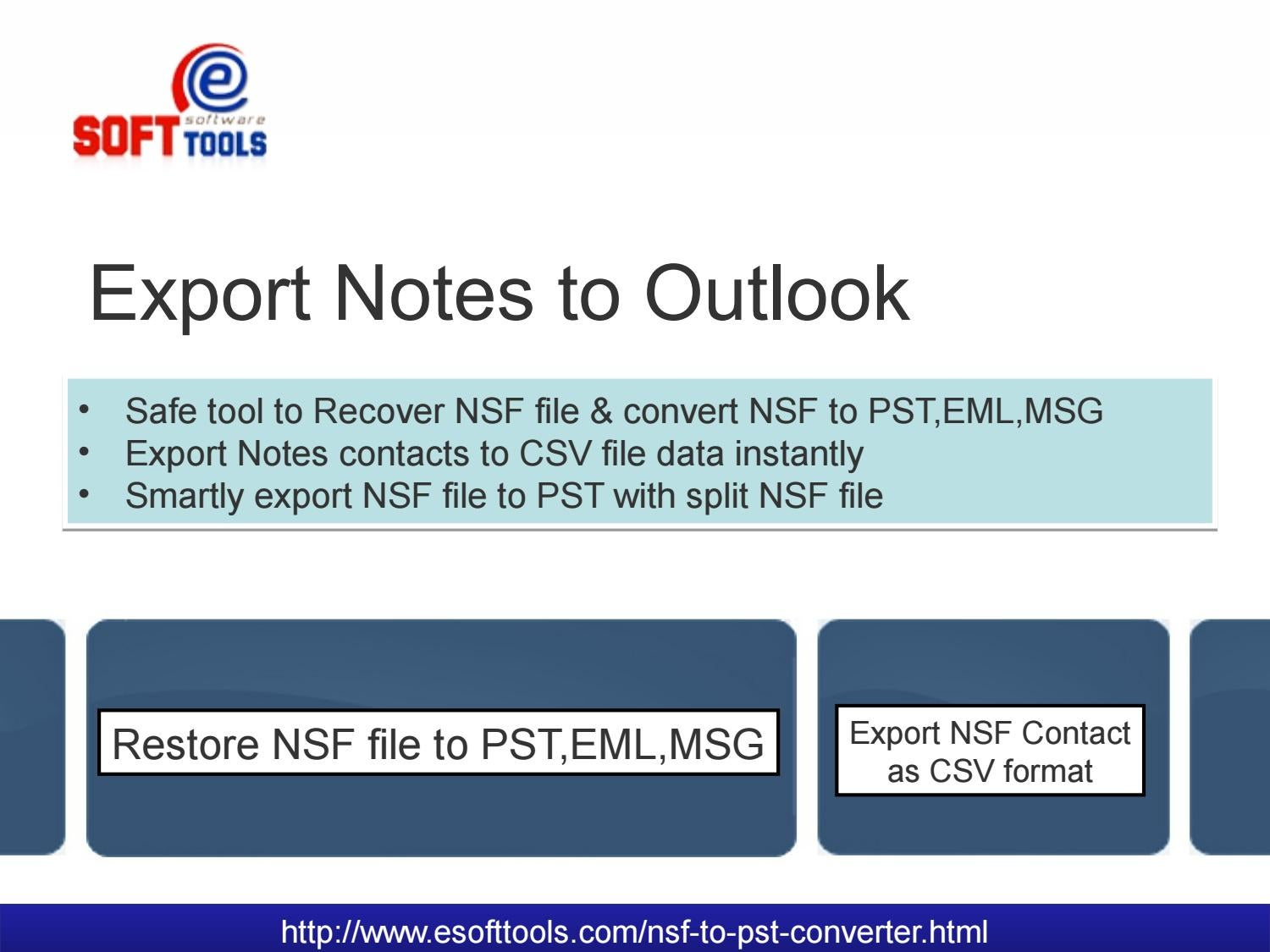 Export Notes to Outlook by zocecute - issuu