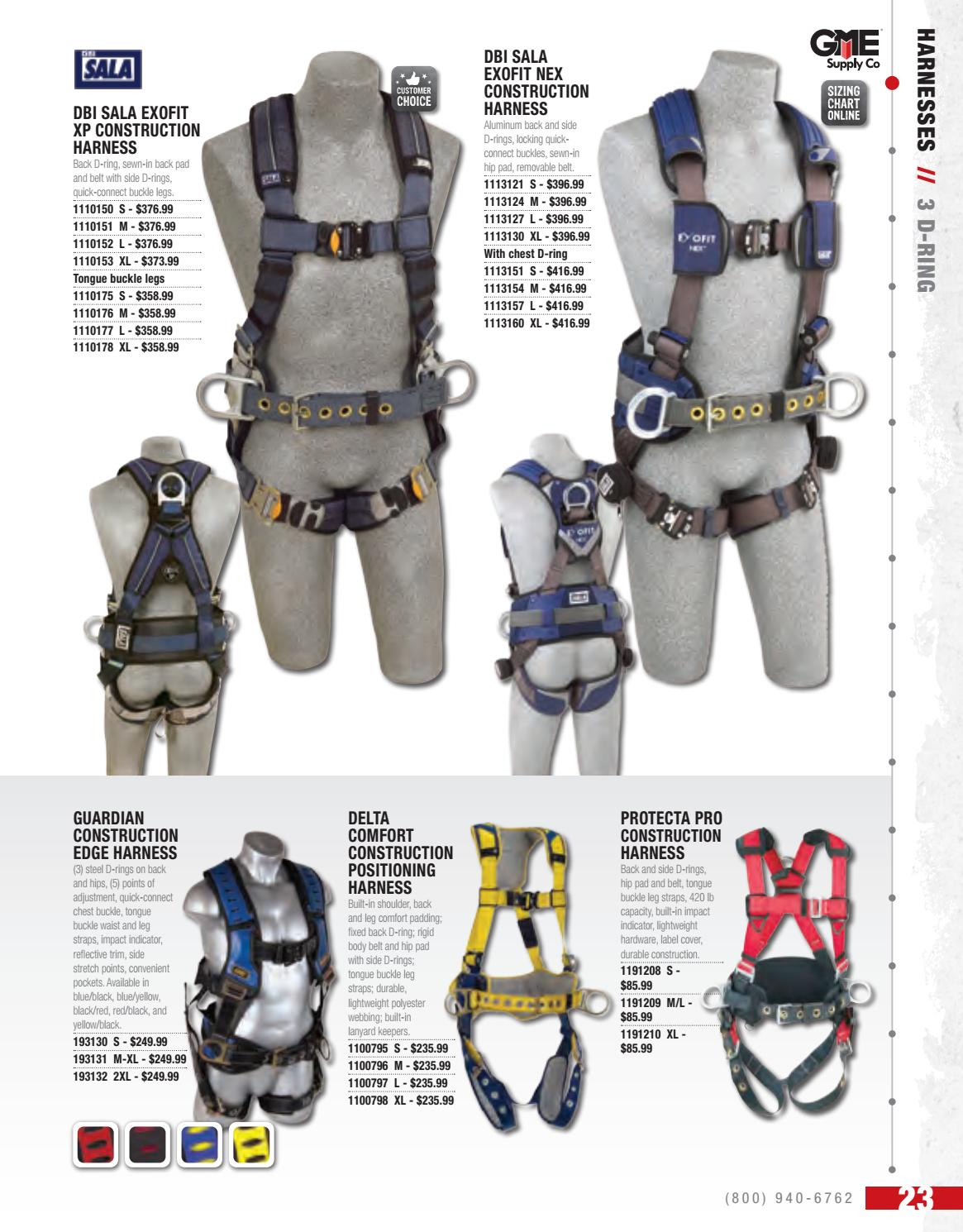 Alum Back//Side D-Rings Locking Quick Connect Buckles Large DBI//Sala ExoFit NEX 1113127 Construction Harness Blue//Gray Sewn In Hip Pad /& Belt