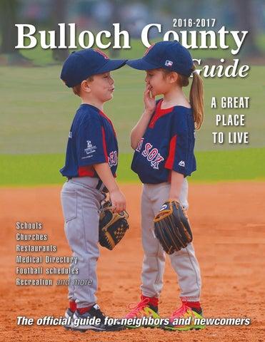 Bulloch County Guide 2016 By Statesboro Herald Issuu