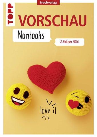 Topp Nonbooks Vorschau 22016 Für Den Handel By Topp Topp Lab