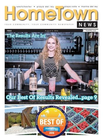 Our 2016 Best Of Readers Poll By Westchesterplaya Del Rey Hometown