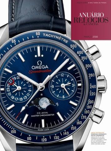 26745a1116c Anuário Relógios   Canetas - Março 2016 by Anuário Relógios ...