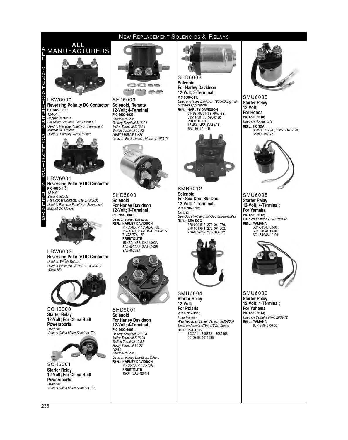 Powersports 2016 Catalog By Arrowhead Electrical Products Issuu 24 Volt To 12 Relay