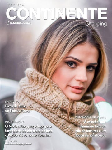 9c6ab6967 Revista Continente Shopping  4 by Almeida Junior - issuu
