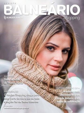 f052bfa22 Revista Balneário Shopping #4 by Almeida Junior - issuu