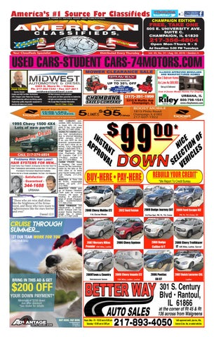Digital Edition 08-04-16 by Champaign Thrifty Nickel - issuu