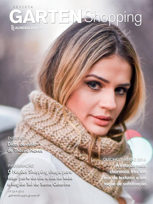 0b6b99c34a928 Revista Garten Shopping  4 by Almeida Junior - issuu