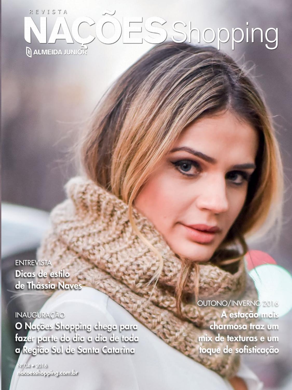 Revista Nações Shopping  4 by Almeida Junior - issuu 52a0b20947262