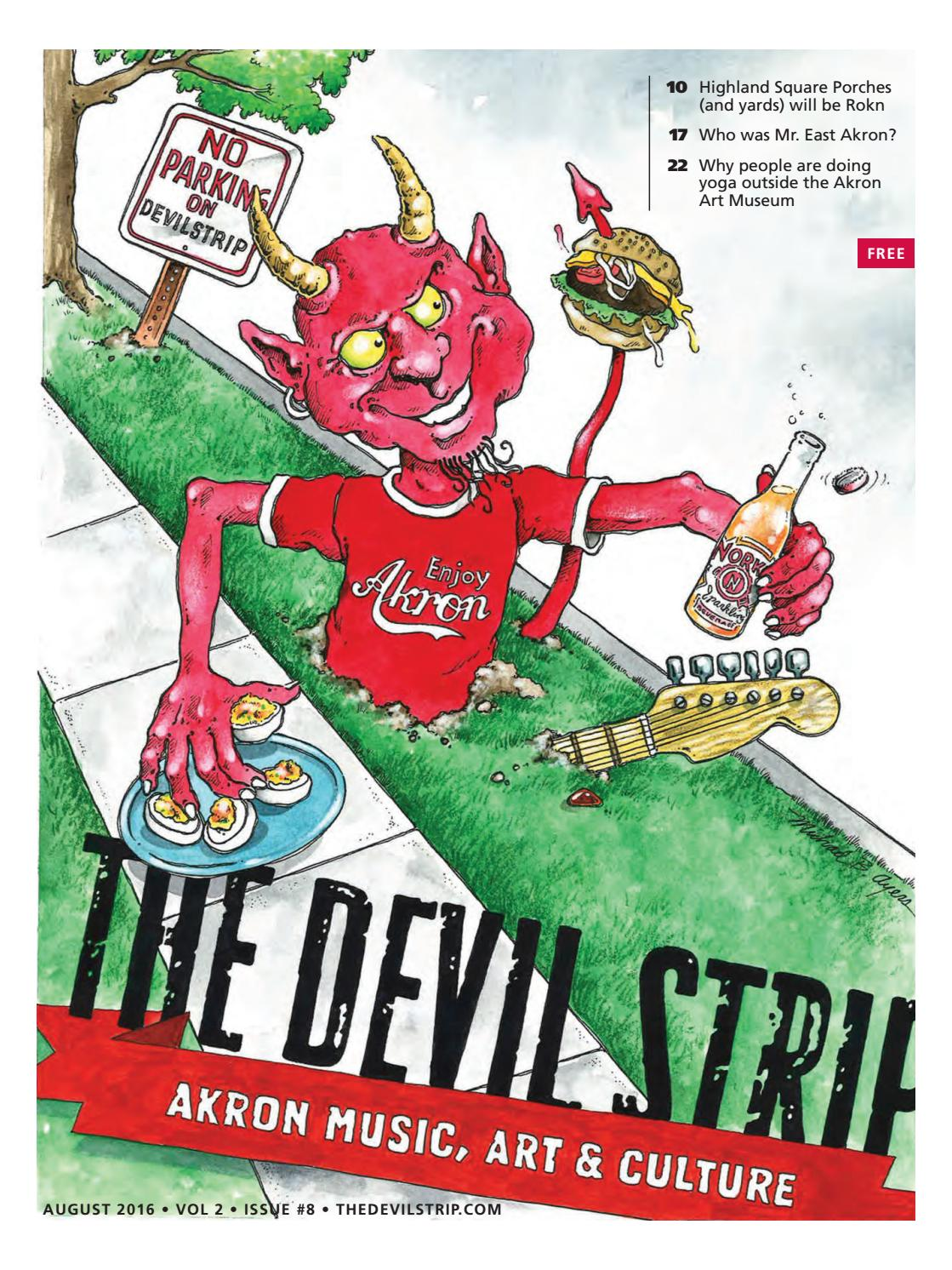The Devil Strip, Issue #24 - August 2016 by The Devil Strip - issuu