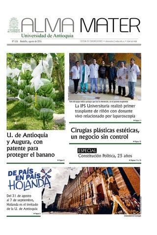 Alma Mater 656 by Universidad de Antioquia - issuu