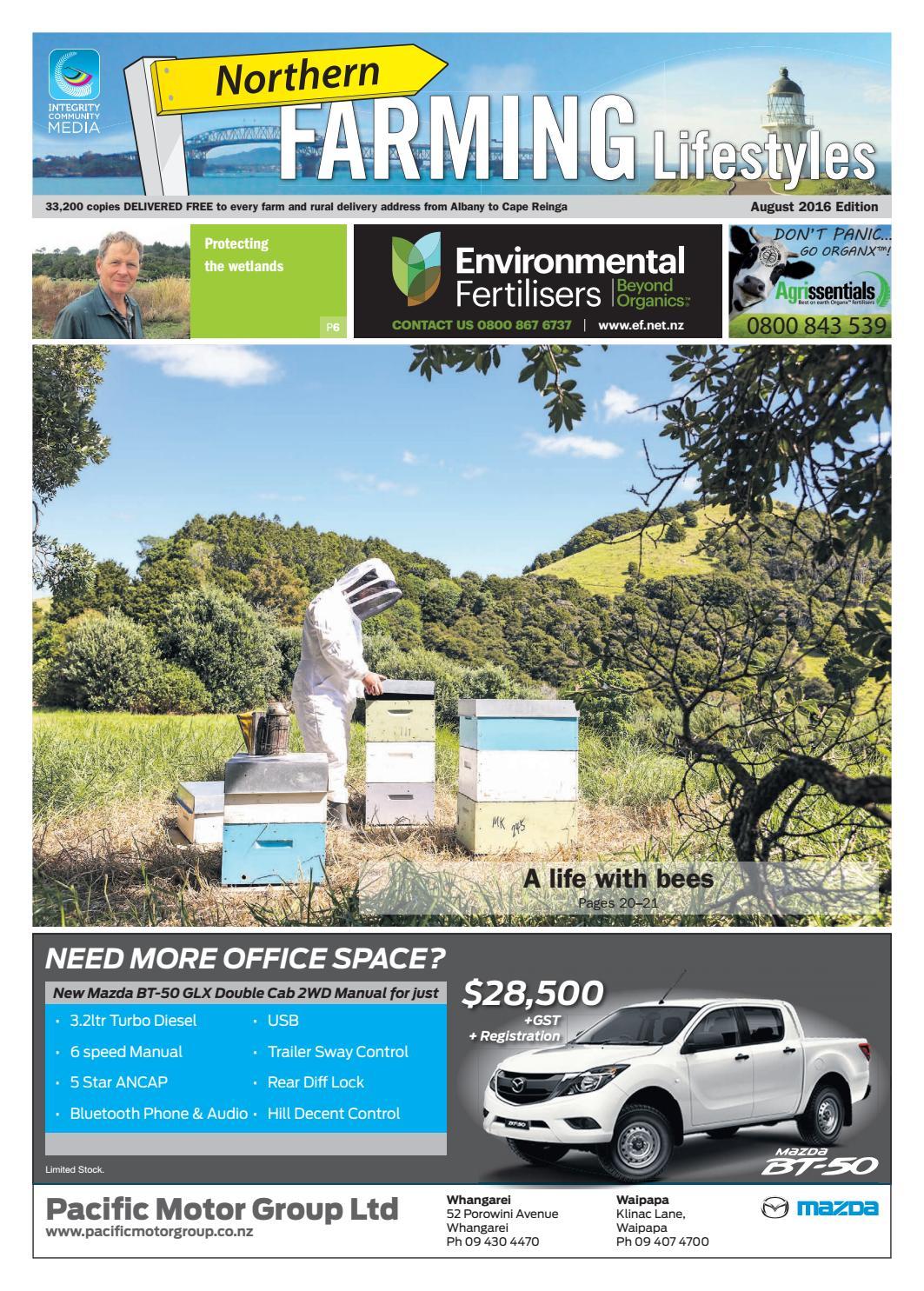 Northern Farming Lifestyles August 2016 By Integrity Community Toyota Lucida Fuse Box English Media Issuu