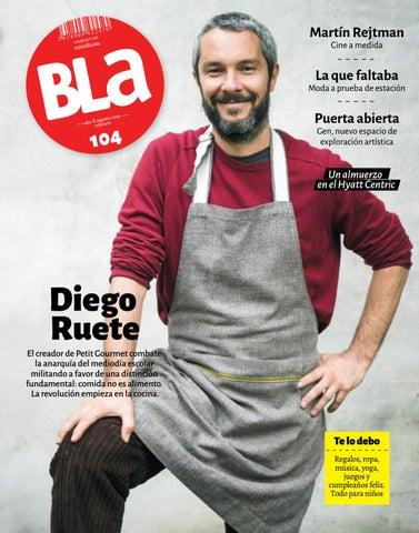 4cee1e72 BLa 104 by Editorial BLa - issuu