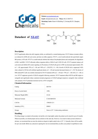 6ace55e3e5716 NT157 NT-157 inhibitor of IRS-1 2