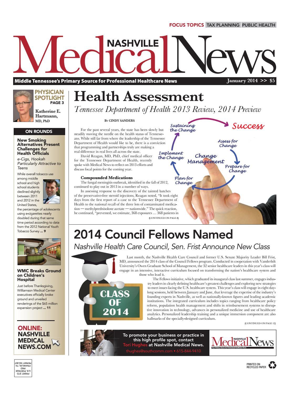 January 2014 NMN by Medical News - issuu