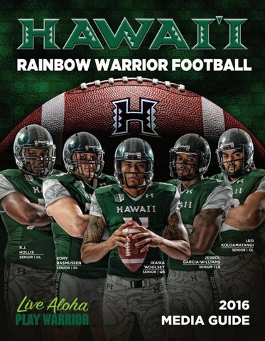 best service 06346 abc01 2016 University of Hawaii Football Media Guide by hawaiiathletics1 ...