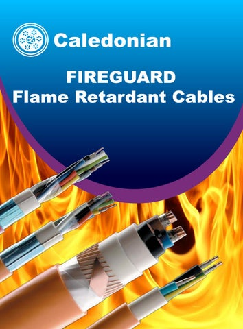 Fireguard flame retardant cables by caledoniancable issuu page 1 keyboard keysfo Gallery