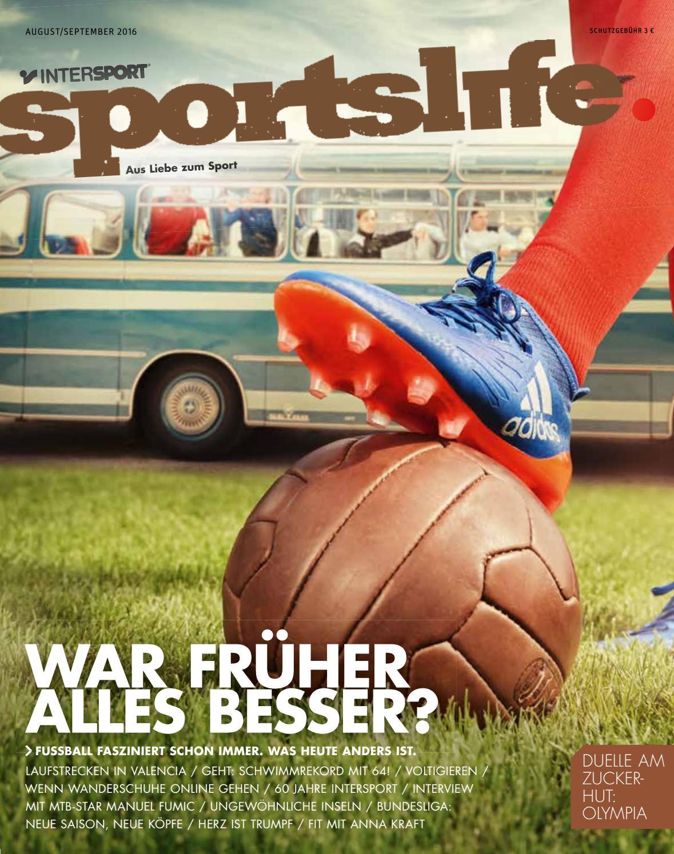 Intersport Kuhn Sportslife August September 2016 by
