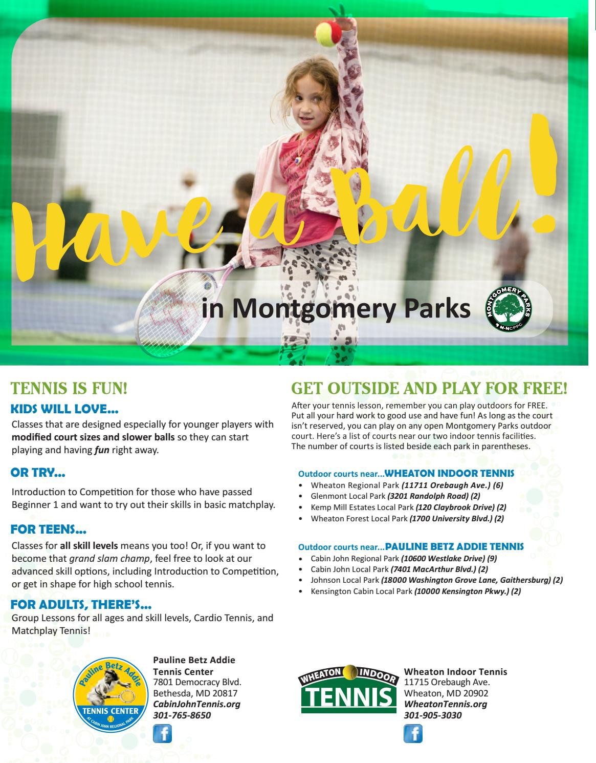Fall 2016 Guide by Montgomery County Recreation Dept issuu