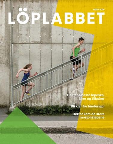 a5f68fe2 Löplabbets høstkatalog 2016 by Löplabbet AS - issuu