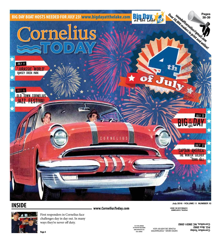 Cornelius Today June 2015 by Business Today Cornelius Today issuu