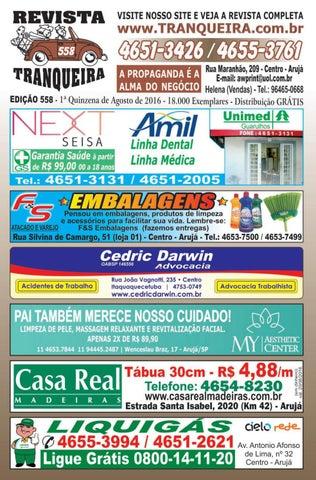 9389b329b Revista Tranqueira - Edição 558 by Revista Tranqueira - issuu