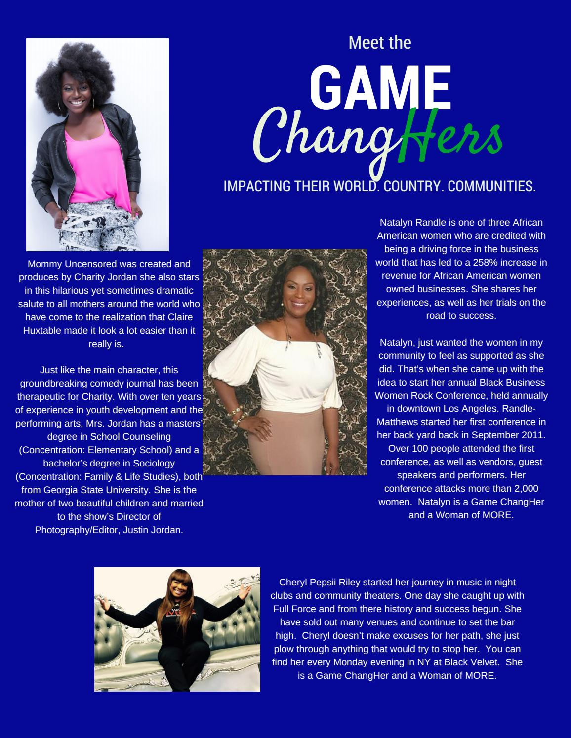 Women of more magazine august edition by women of more magazine issuu