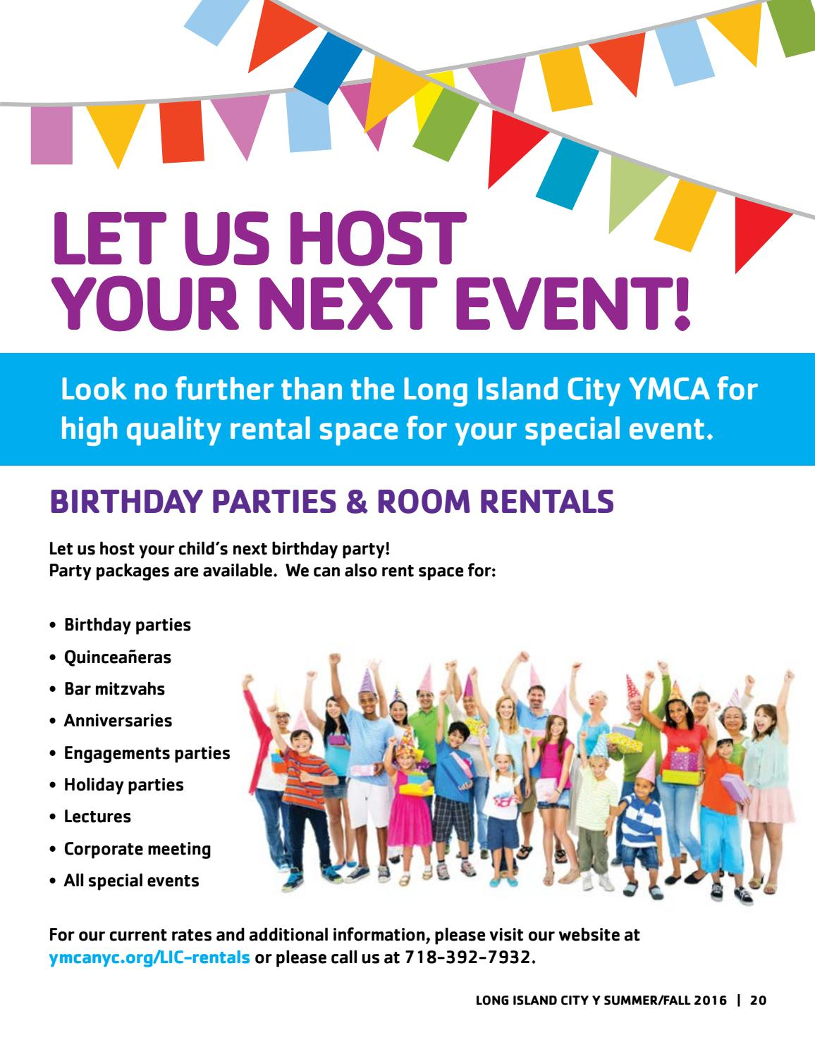 Long Island City Fall 16 PG by New York City's YMCA - issuu