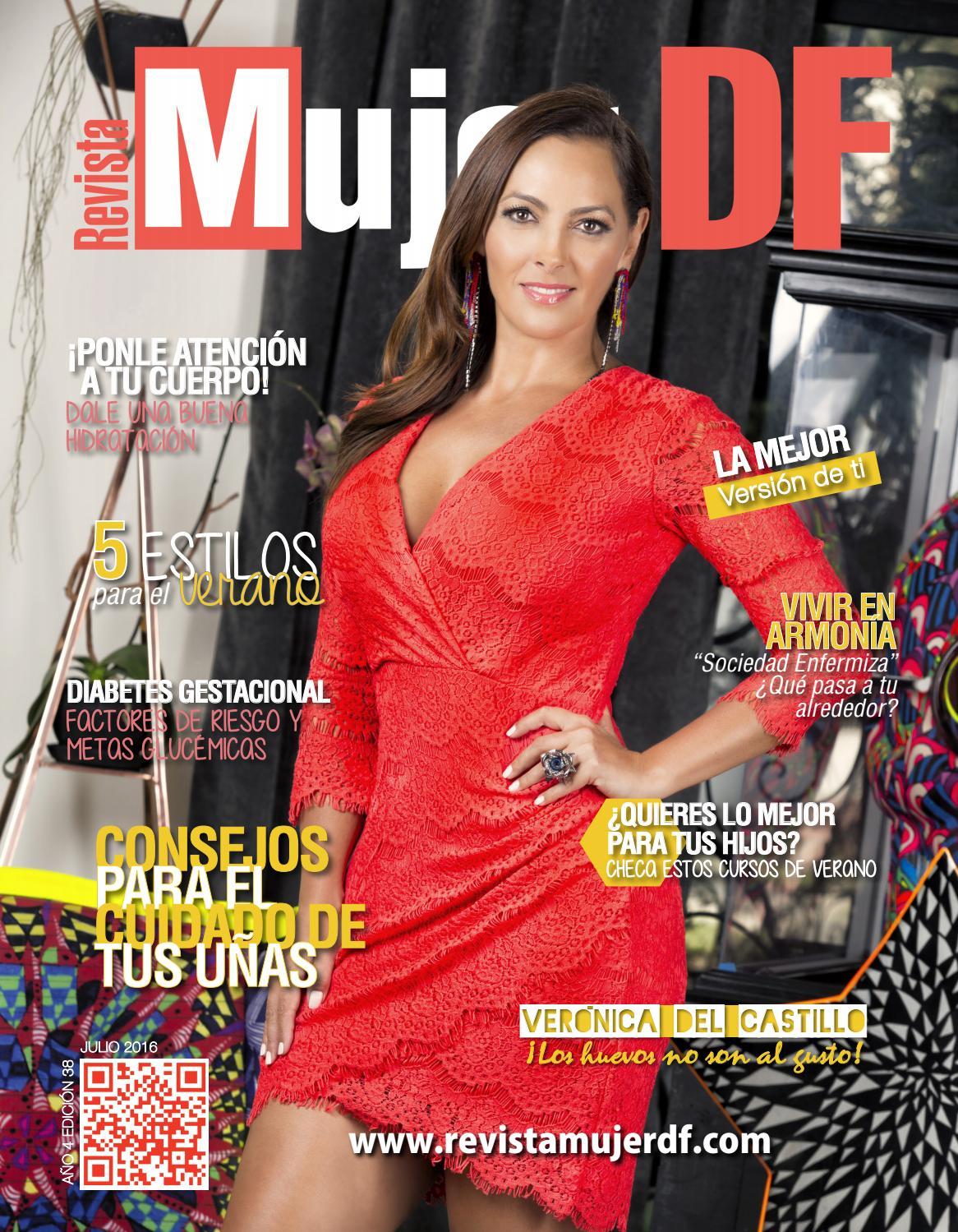 Revista Mujer Df Edici 243 N Julio 2016 By Lucero Dur 225 N Issuu