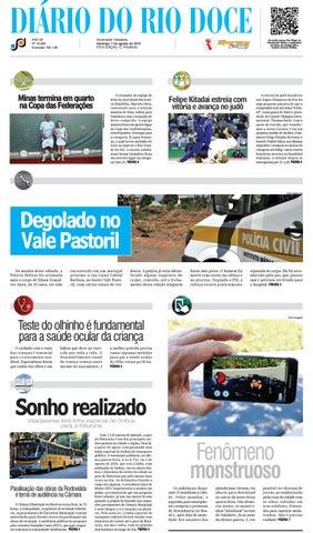 c3983bca5a4 Diário do Rio Doce - Edição de 07 08 2016 by Diário do Rio Doce - issuu