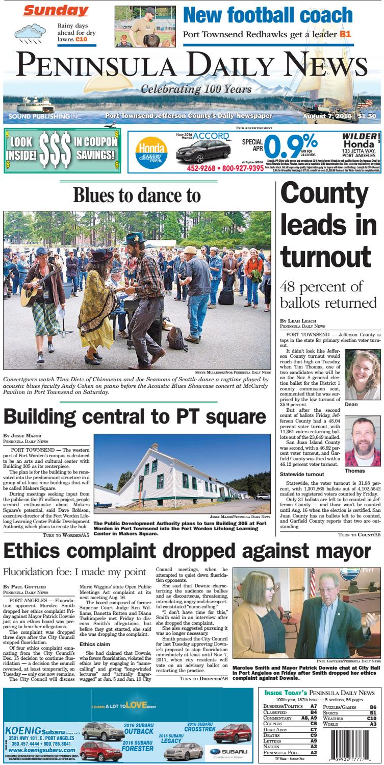 1c3565b296 PDNN20160807J by Peninsula Daily News & Sequim Gazette - issuu