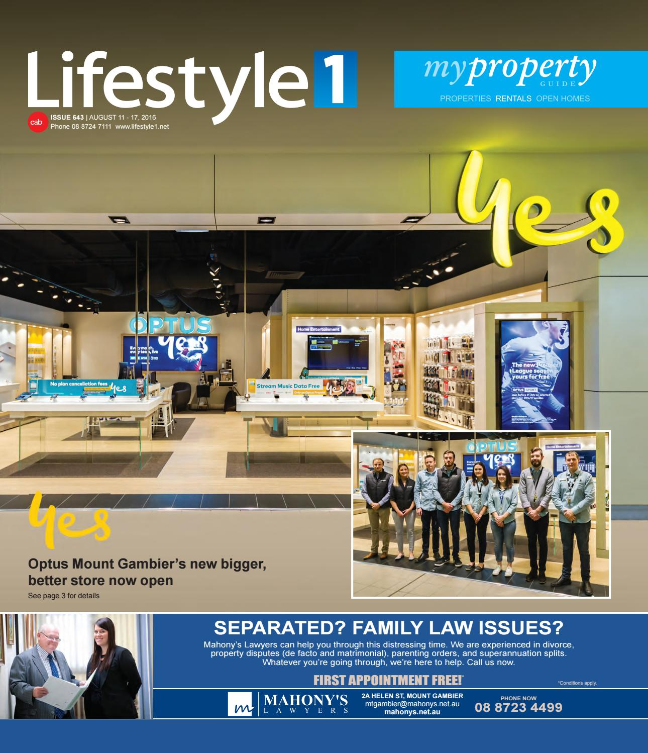 f04aa8815a9 Lifestyle 1 issue 643 by Lifestyle1 - issuu