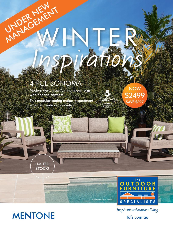 Mentone winter inspirations