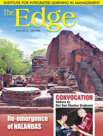 The Edge By Iilm Institute For Higher Education Issuu