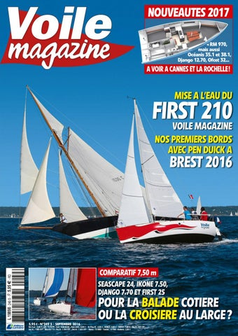 8f86f5c1355c53 Voile magazine septembre 2016 new new by Travel Vietnam - trips - HD ...