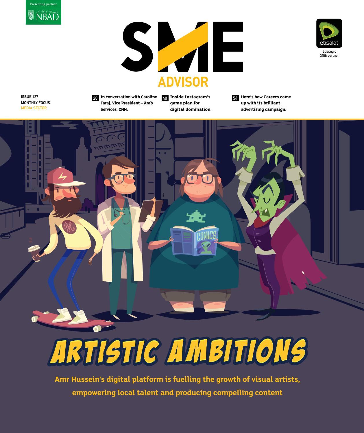 Sme advisor issue 127 by SME Advisor Middle East - issuu