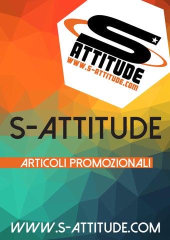 e4afe0b449 Catalogo articolo promozionali by Segreteria S-Attitude - issuu