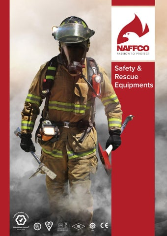 LATEST SAFETY & RESCUE CATALOG - NAFFCO by issuu com