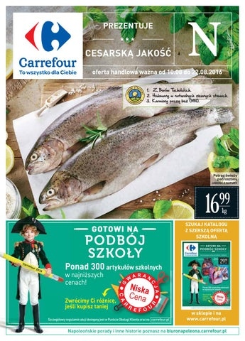 3b29e2a001b201 Carrefour gazetka od 10.08 do 22.08.2016 by iUlotka.pl - issuu