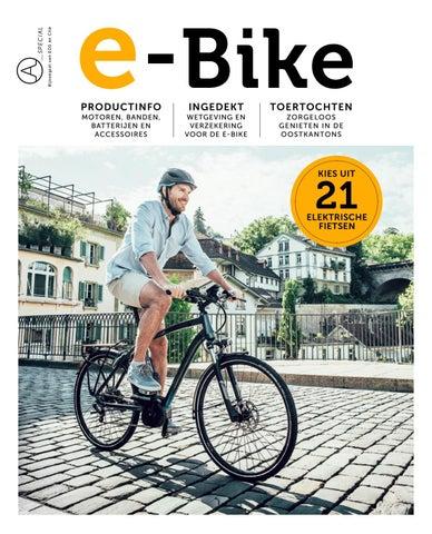 A-Special - E-Bike 2017 by UitgeverijCascade - issuu