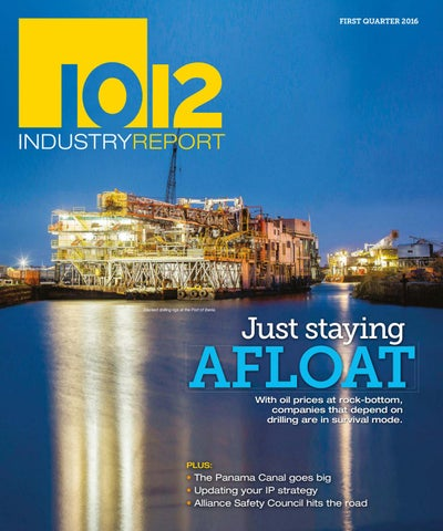 1012 Industry Report Q1 2016 By Baton Rouge Business Report Issuu