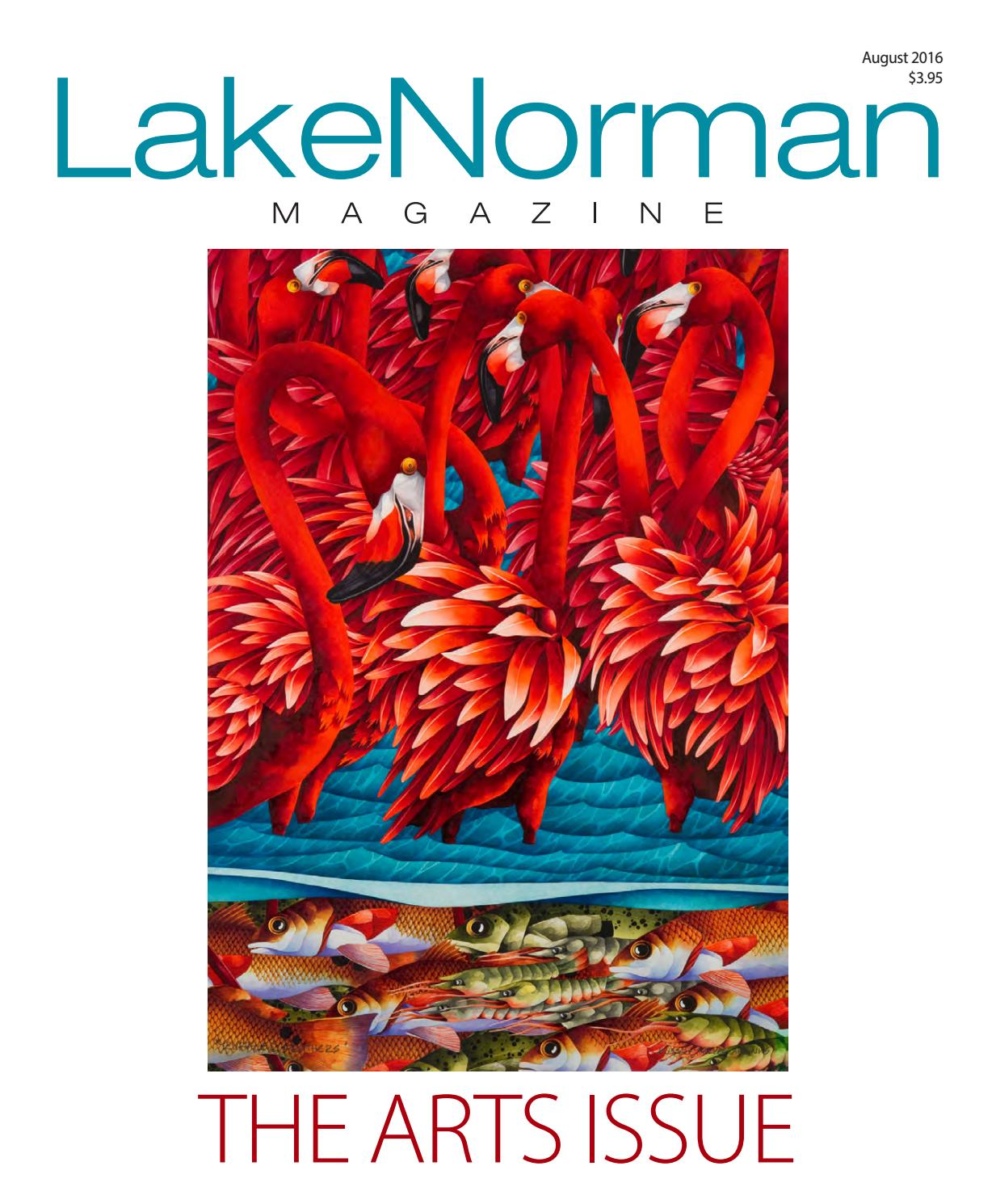 5d2dee2d4d245 Lake Norman Magazine - August 2016 by Katie - issuu