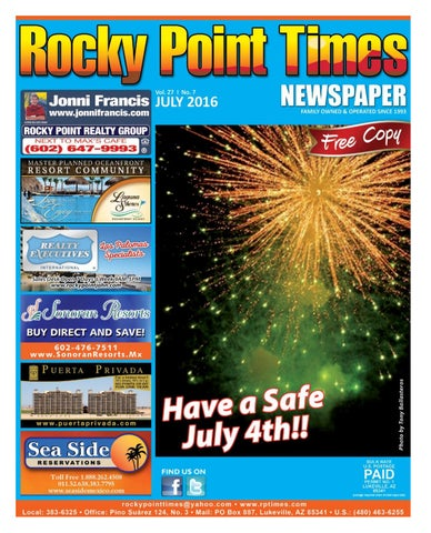 Rocky Point Times July 2016 by Rocky Point Services - issuu beab64d3a333e