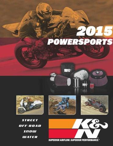 Catalogo K&N 2015 by Unionbike - issuu