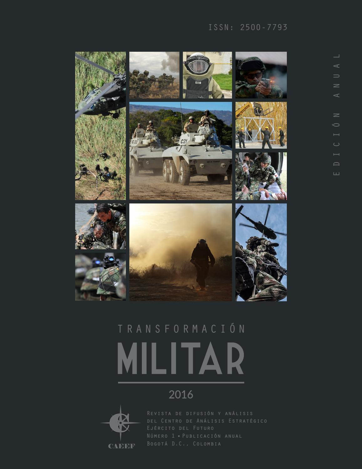 Revista Digital Transformación Militar by Ejercito Nacional - issuu